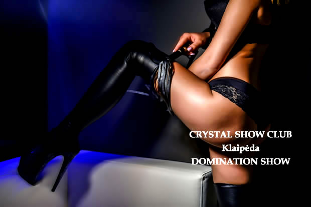 Crystal Show Club Domination Show